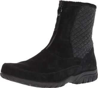 Propet Women's Delaney Zip Mid Calf Boot