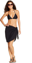 Dotti Self-Tie Sarong Cover-Up