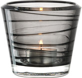 Leonardo Vario Tealight Holder - Basalto