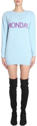 Alberta Ferretti Knit Dress