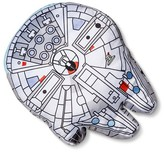 "Star Wars Millennium Falcon Decorative Pillow (18""x14"