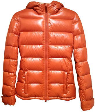 Aspesi Orange Synthetic Coats