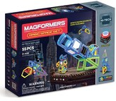 Boy's Magformers 'Magic Space' Lighted Magnetic Construction Set