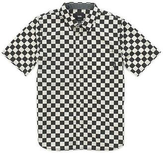 Vans Boys Cypress Checker Buttondown Shirt