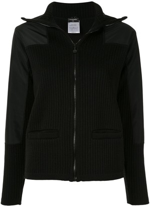 Chanel Pre Owned Sports Line Jacket