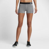 "Nike Pro HyperCool Women's 3"" Training Shorts"