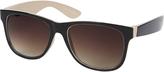 Accessorize Cesca Oversize Flat Top Sunglasses