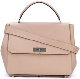 Bally top handle B Turn bag - women - Leather - One Size