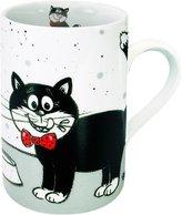 Konitz Caunitz Carlo the Cat mug 111 003 0505 (japan import)