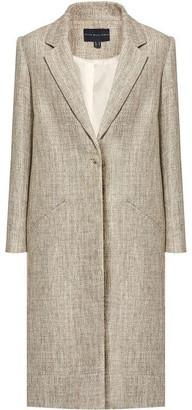 Helen McAlinden Barbara Gold Boucle Coat