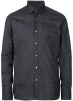 Lanvin polka-dot shirt