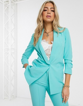 ASOS DESIGN mix & match tailored suit blazer