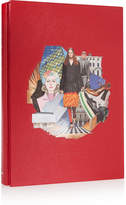 Abrams Pradasphere By Michael Rock And Stephanie Murg Hardcover Book - Red