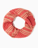 Charming charlie Winter Classic Infinity Scarf