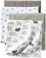 Carter's Baby 4-pk. Receiving Blankets