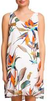 Pietro Brunelli Women's 'Lago Di Garda' Print Maternity Dress