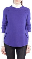 Akris Punto Women's Quadrant Circle Cashmere Blend Pullover