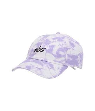 Vans Court Side Printed Hat (Violet Tulip Cloudwash) Caps