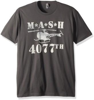 American Classics Men's Big and Tall Mash Tv Show Heli Adult Short Sleeve T-Shirt