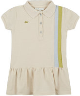 Marie Chantal POLO DRESS & BLOOMERS SET-CREAM SIZE 6