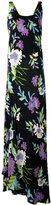 Diane von Furstenberg floral maxi dress - women - Silk - 4