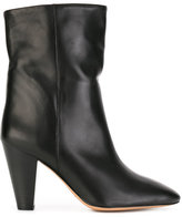 Etoile Isabel Marant Étoile Darilay boots - women - Calf Leather/Leather - 36