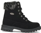 Lugz Women's Empire High Fur Lace Up Boot