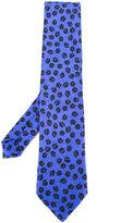 Etro flora print tie - men - Silk - One Size