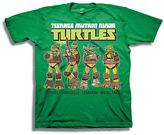 Freeze Green TMNT Tee - Boys