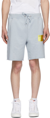 Helmut Lang Grey Masc Sweat Shorts