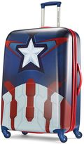 American Tourister Marvel Captain America Hardside Spinner Luggage by