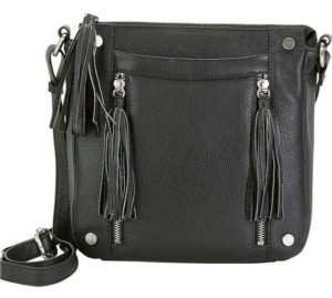 Hadaki Genuine Leather Alexandra's Xbody Crossbody