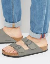 Birkenstocks Arizona Nubuck Sandals