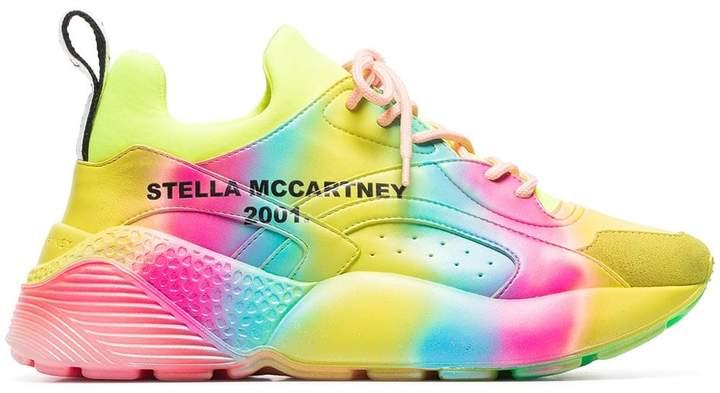 195b823a4 Eclypse rainbow sneakers