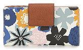 Fossil Emma Floral RFID Tab Wallet