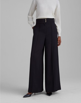 Club Monaco Soft Wide Leg Pants