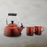 Le Creuset Tea Kettle & Mug Set
