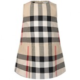 Burberry BurberryBaby Girls Stone Check Dawny Dress