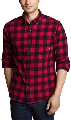 Eddie Bauer Men's Eddie's Favorite Flannel Button-Down Shirt