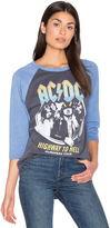 Junk Food Clothing ACDC Highway To Hell Tee