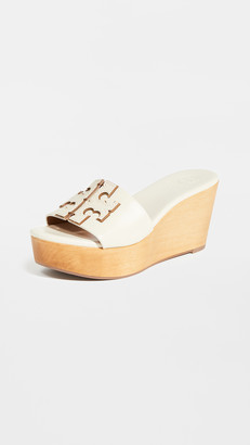 Tory Burch 80mm Ines Wedge Slides