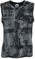 Missoni Knitted Tank Top