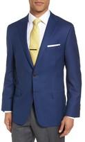 Hickey Freeman Men's B Series Classic Fit Wool Blazer
