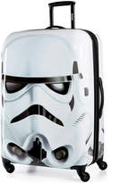 "American Tourister Star Wars Stormtrooper 28"" Hardside Spinner Suitcase by"
