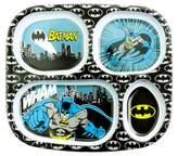 Bumkins DC Comics Batman Melamine Divided Plate
