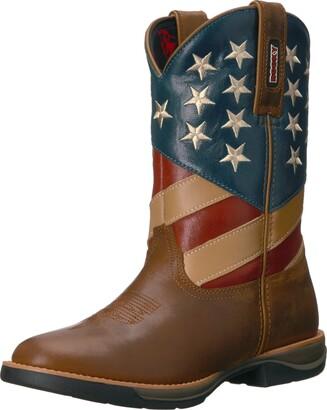 Rocky Women's RKW0222 Western Boot