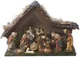 Kurt Adler Muscial LED Christmas Nativity Scene