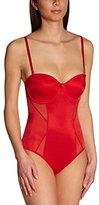 Body Wrap Women's Seduction Plain or unicolor Bodysuit - - 8