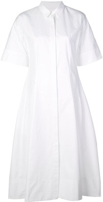 Jil Sander Laramie shirt dress