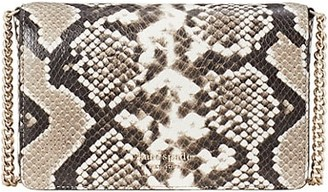 Kate Spade Spencer Python-Embossed Wallet-On-Chain